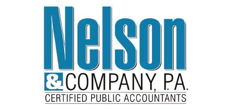 Nelson and Company, P.A. Certified Public Accountants Logo