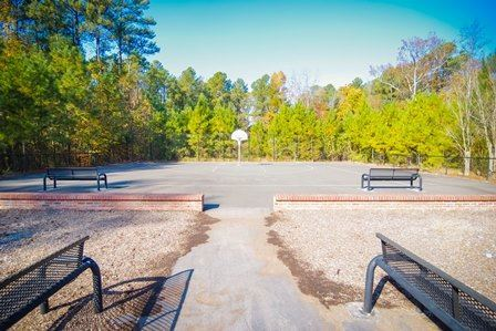 Cook Road Park Basketball Court