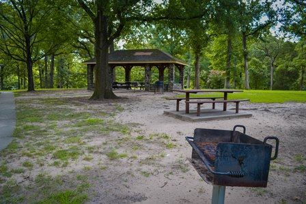 Duke Park Grills and Shelter