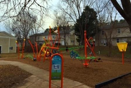 Edgemont Park Playground - After