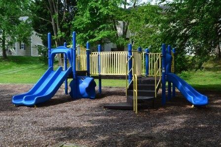 Edgemont Park Playground Equipment (Before Replacement)