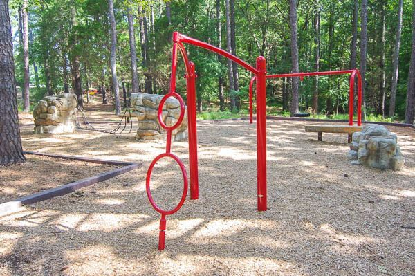 Garrett Road Park Play Equipment