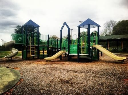 Hillside Park Playground