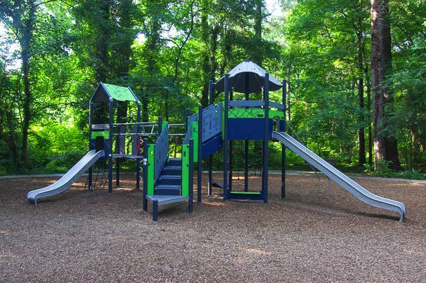 Indian Trail Park Play Equipment