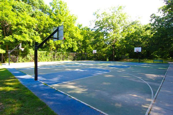 Lyon Park Basketball Court