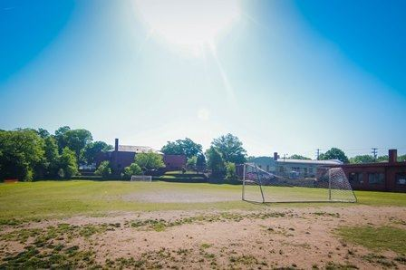 Old North Durham Park Athletic Field