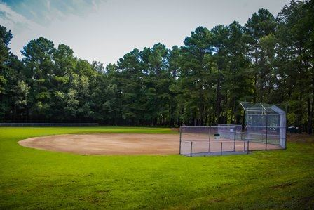 Red Maple Park Baseball Field
