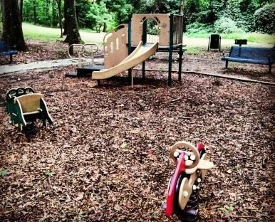 Rocky Creek Park Playground