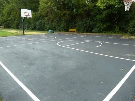 Walltown Park Basketball Court