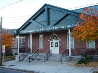 Community Family Life and Recreation Center at Lyon Park