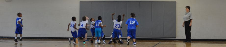 Youth Basketball Durham Parks Recreation Nc